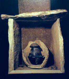 urnegrav fra jernalderen